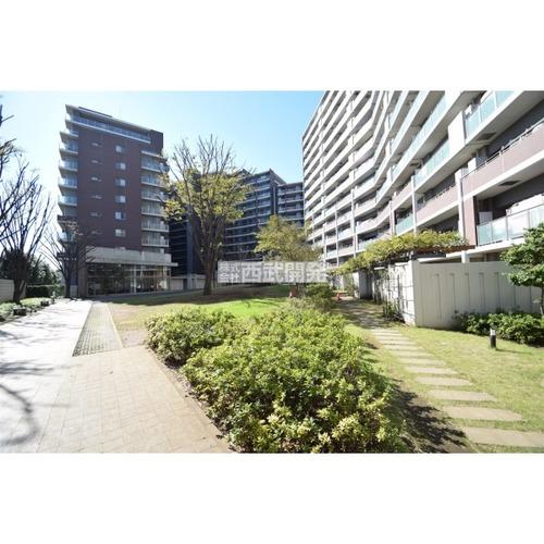 パークウエスト東京イーストブロック棟の物件画像