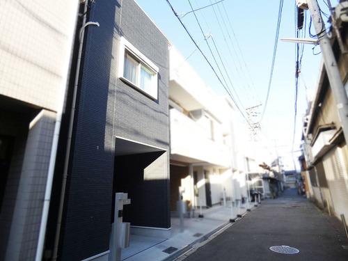 大阪市生野区鶴橋4丁目の画像