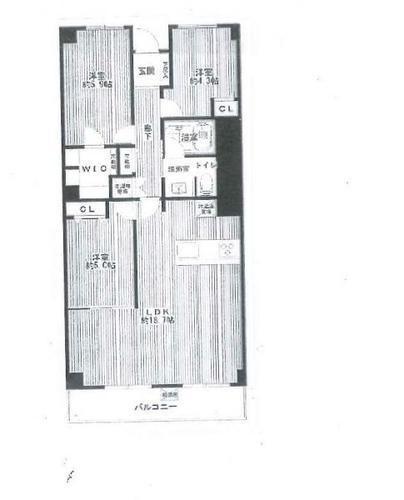 妙蓮寺ハウスA棟の画像