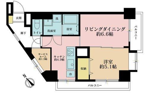 ライオンズマンション西五反田の画像