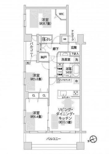 ライフレビュー横濱の物件画像