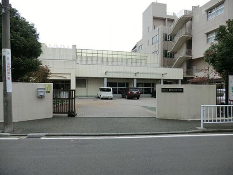 横浜市立軽井沢中学校 約1000m