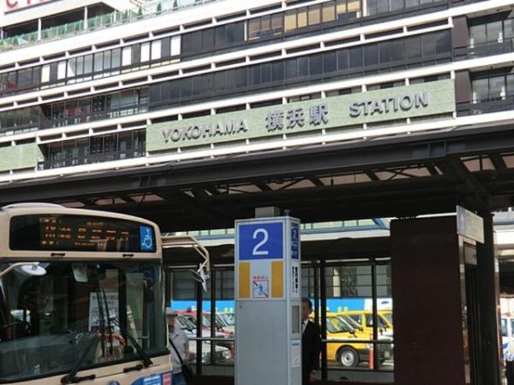JR横浜駅 約1520m