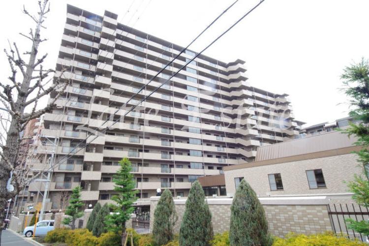 15階建て SRC造の駅近マンション