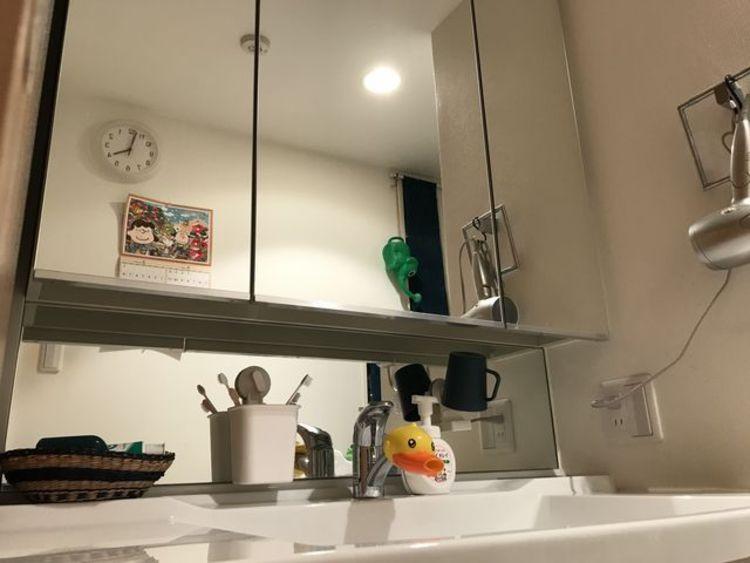 洗面化粧台(シャンプードレッサー)