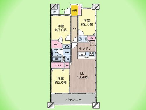 エステ・スクエア小田急相模原ステージIIIの画像