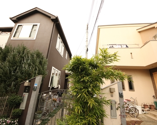 東京都府中市紅葉丘二丁目の物件の物件画像