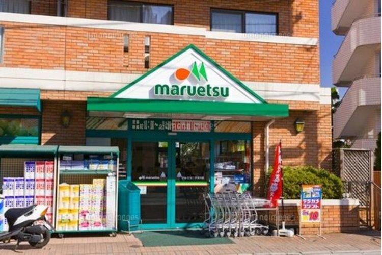 マルエツ二子玉川まで600m。関東地方に展開するスーパーマーケットチェーンである。 食品スーパーマーケットとしては国内最大規模の店舗数を誇る。