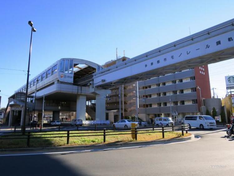 大塚・帝京大学駅 450m