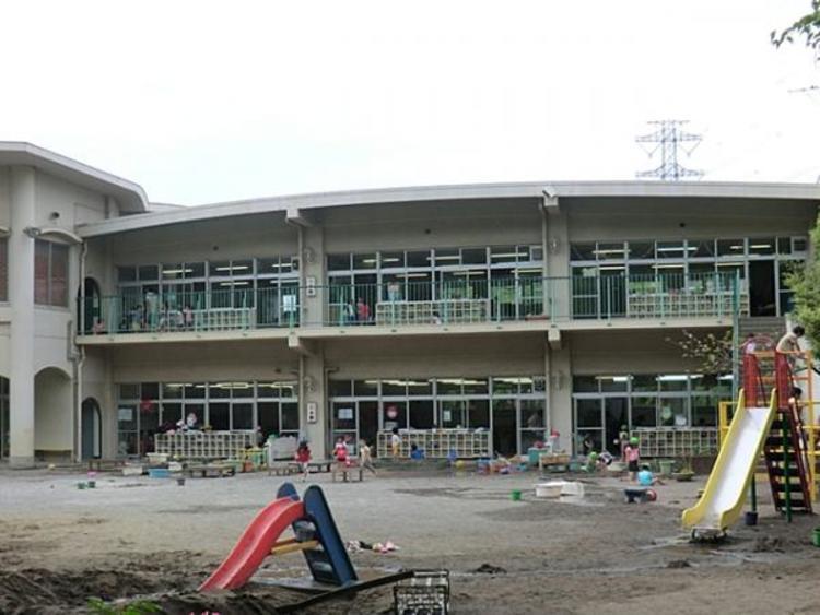 武蔵野幼稚園 1060m