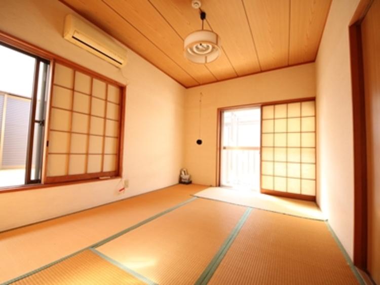 和室は有るだけでも落ち着く空間です。
