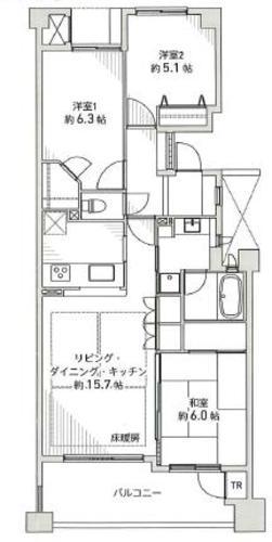 オーベル横浜南パークビューの画像