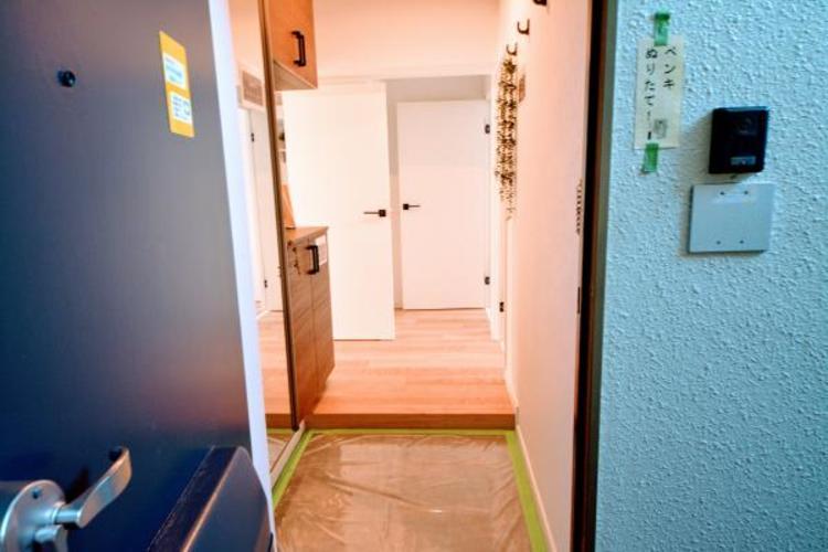 〇玄関〇  玄関がいつも片づく大容量シューズボックス