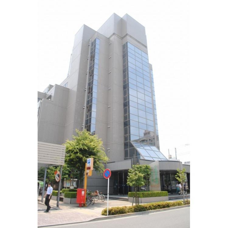 小金井市役所(約90m)