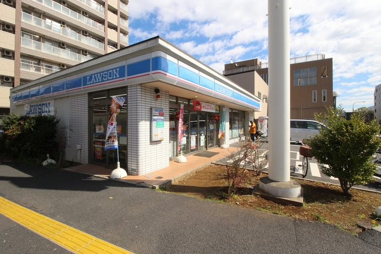 ローソン江戸川中央一丁目店 約280m 徒歩3分