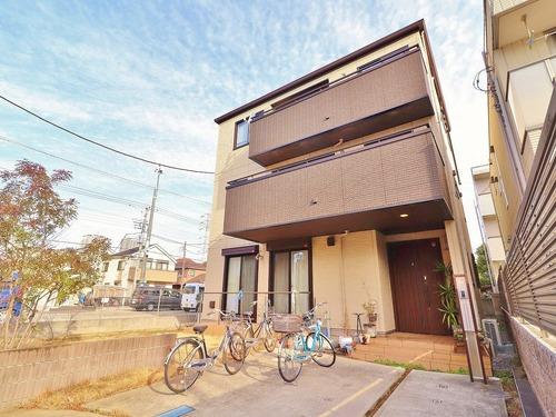 住みよい街の2世帯住宅の物件画像