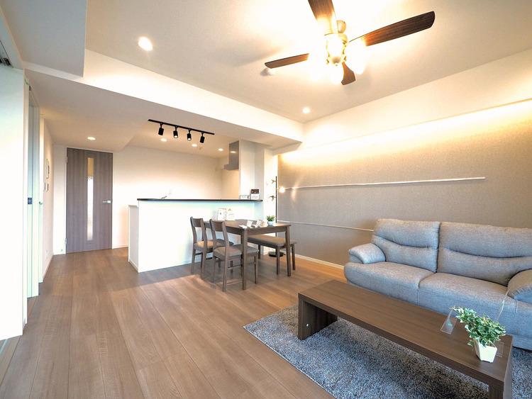 家具付きエアコン付のマンションはレイアウトを気にせず初期費用も抑えられます