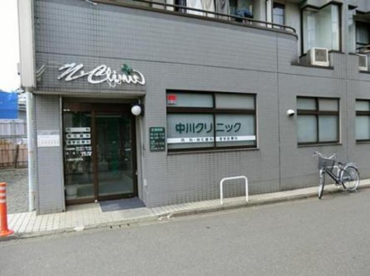 中川クリニック 906m