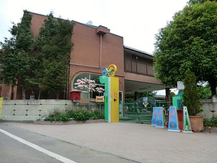 日野ふたば幼稚園 800m