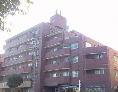 柿の木坂スカイマンションの物件画像