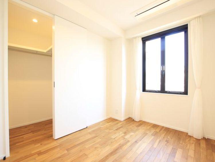 各部屋収納付の広々3LDK。ただ暮らすだけでなく、快適さを求めて毎日気持ちの良い日々を。
