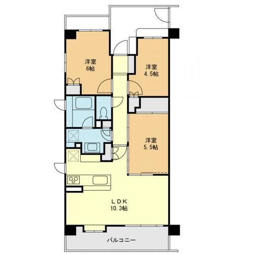 武蔵新城南パーク・ホームズの物件画像