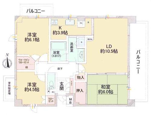 東小金井パーク・ホームズの画像