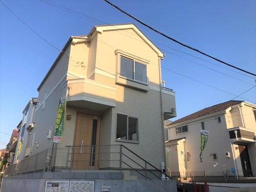 板橋区高島平2期(全9棟)A号棟 築後未入居住宅の物件画像