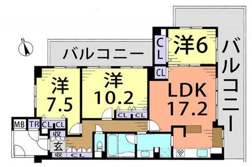東京アクアージュの画像