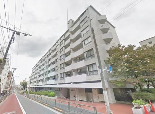 北新宿パークハイツの画像