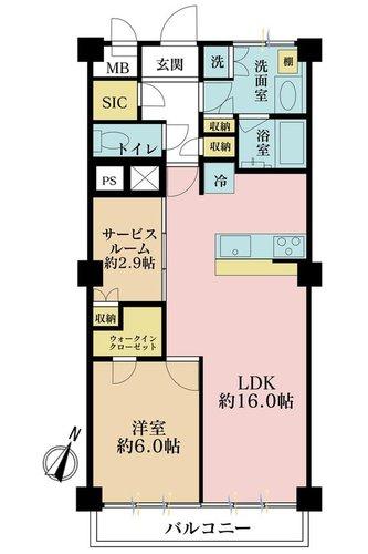 シャトー赤坂台の画像