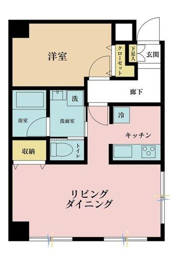 大島シャスターマンションの画像