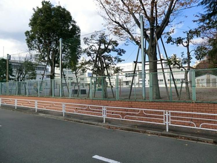 竹山小学校 700m