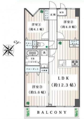 セントレー横浜関内の画像