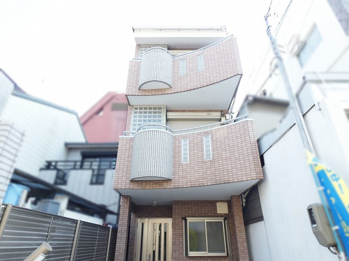 大阪市阿倍野区文の里4丁目の画像