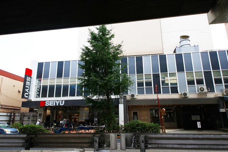 西友 駒沢店 距離900m