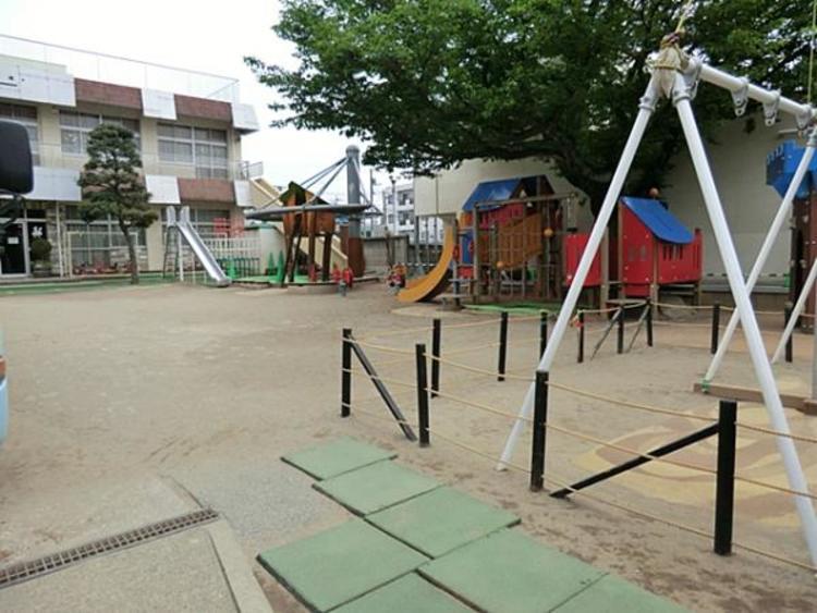 日野ひかり幼稚園 1200m