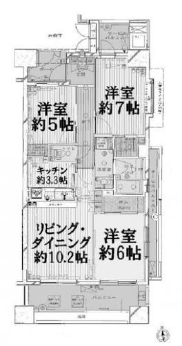 シーズスクエア聖蹟桜ヶ丘の画像