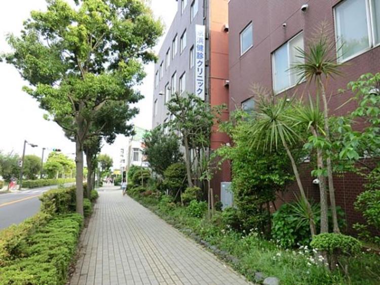 京浜健診クリニック 約320m