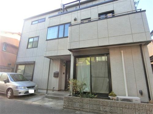 神奈川県川崎市多摩区中野島五丁目の物件の物件画像