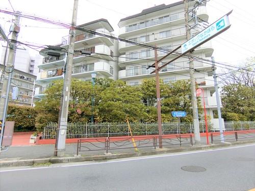 日商岩井溝の口マンションA棟の物件画像