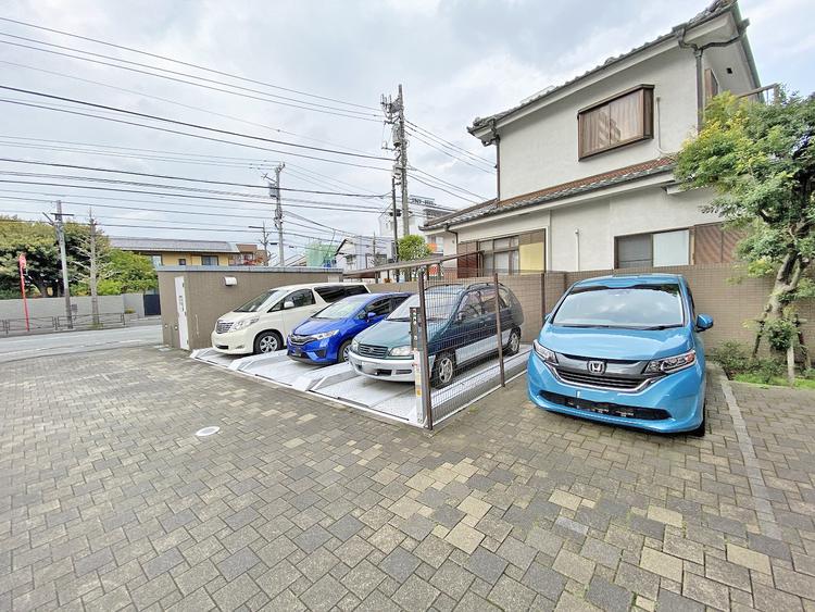 駐車場:16000〜20000円/月(状況については要確認)