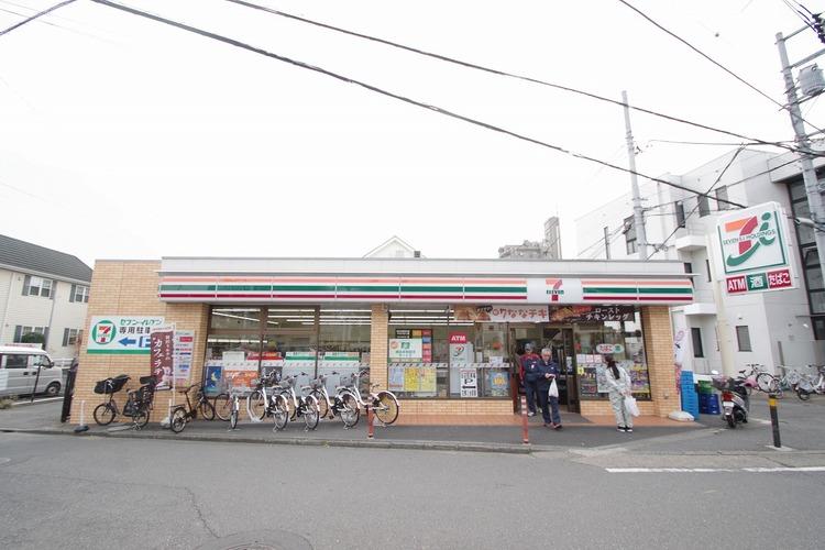 セブンイレブン 川崎ガス橋通り店
