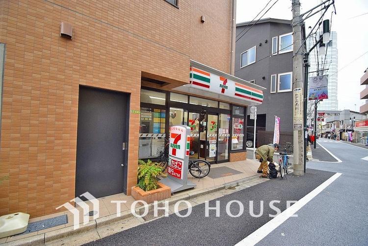 セブンイレブン 世田谷用賀駅東店 距離300m