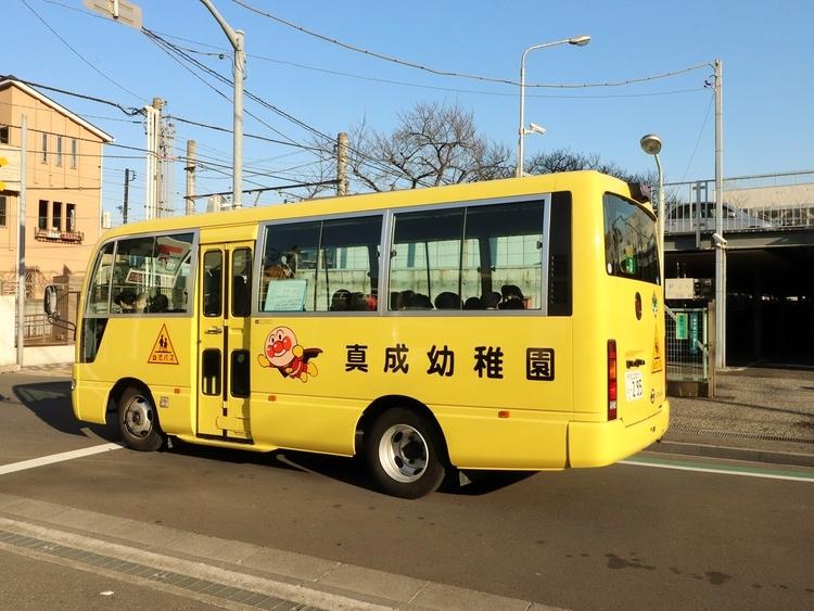 真成幼稚園:1000m