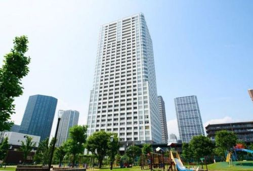 TOKYO SEA SOUTH ブランファーレの物件画像