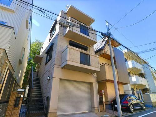 渋谷区富ヶ谷1丁目 中古戸建の物件画像
