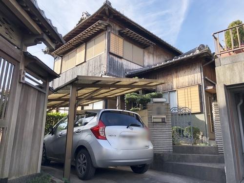 富木島町峰畑 中古戸建の物件画像