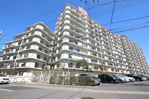 南篠崎スカイハイツB棟(1F)の画像