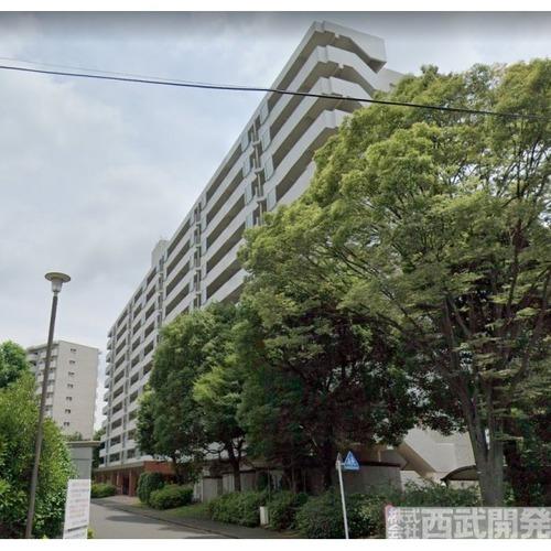 昭島つつじヶ丘ハイツ16号棟の物件画像